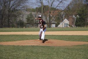 JV Baseball Game vs Blair 4/13/16