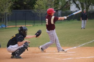 JV Baseball Game vs Richard Montgomery- 4/21/16