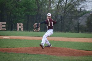 JV Baseball Game vs. Wheaton– 4/30/16