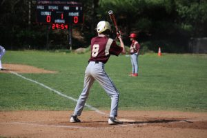 Final JV Baseball Game vs Quince Orchard– 5/2/16