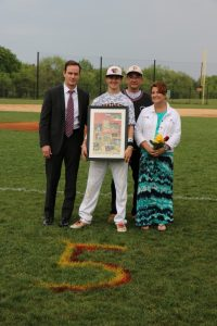 Varsity game–Senior Day v Quince Orchard– 5/09/16
