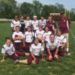 Paint Branch High School Varsity Softball beat James Hubert Blake High School 7-4