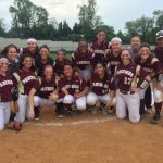 Paint Branch High School Varsity Softball beat Wheaton High School 16-0