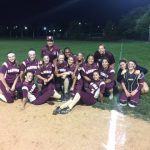 Paint Branch High School Varsity Softball beat Walter Johnson High School 18-1