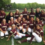 Paint Branch High School Varsity Softball beat Rockville High School 24-0