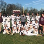 Varsity Softball beats Poolesville 12 – 1