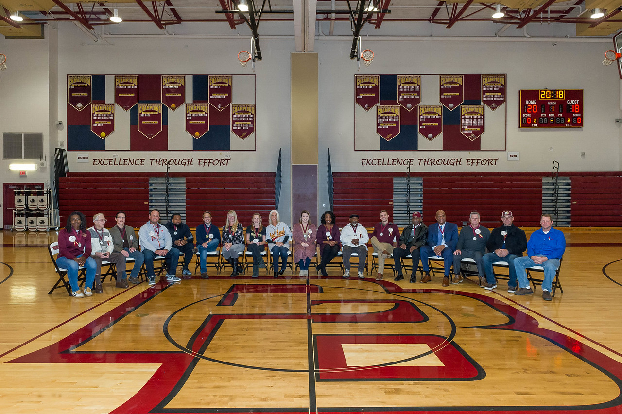 Congratulations Class of 2018 Hall of Fame