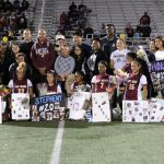 Girls Varsity Soccer beats Albert Einstein on Senior Night!!