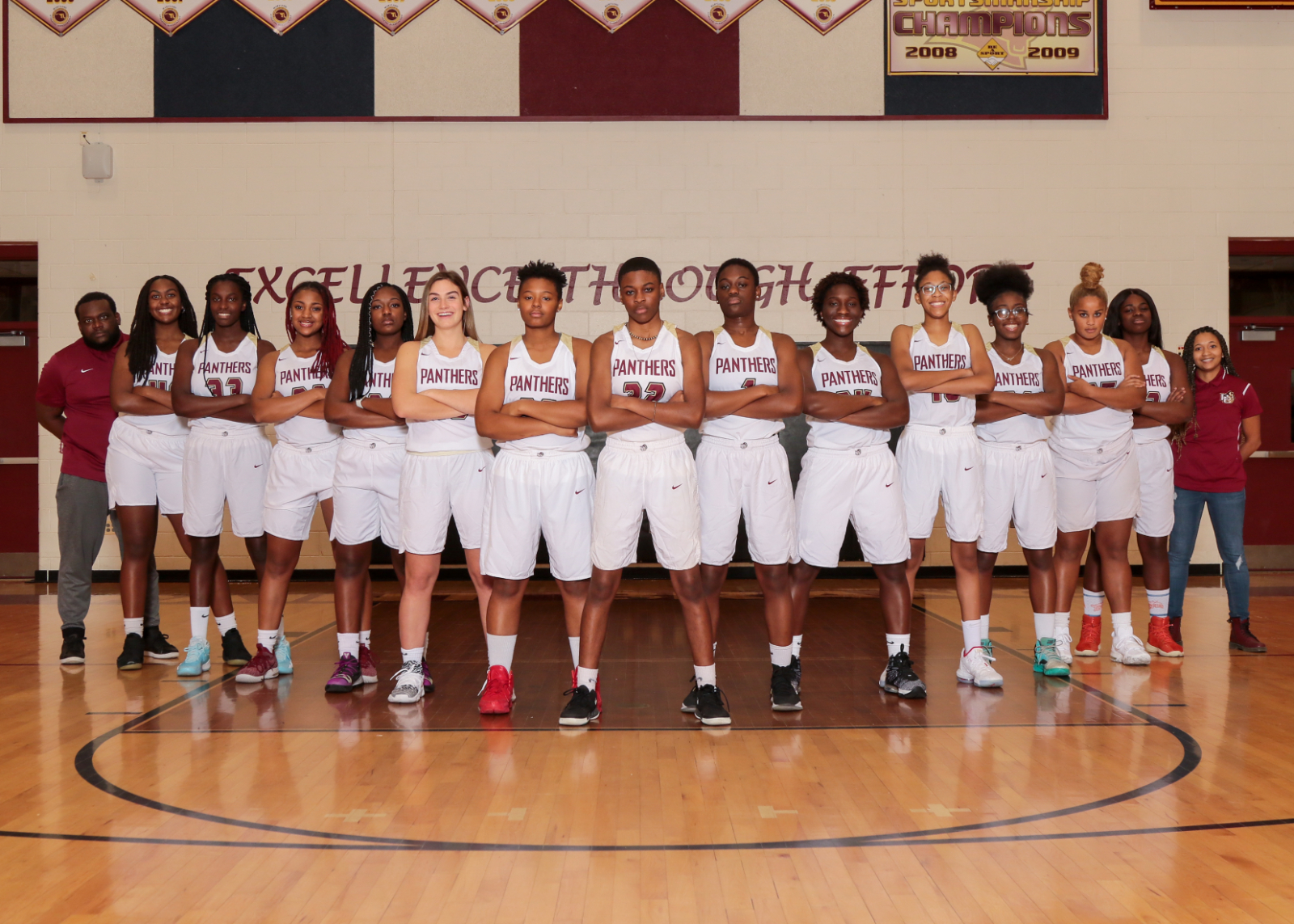 Girls Basketball Enters the Playoffs as the #1 Seed