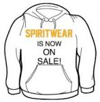 Spiritwear now available with home delivery