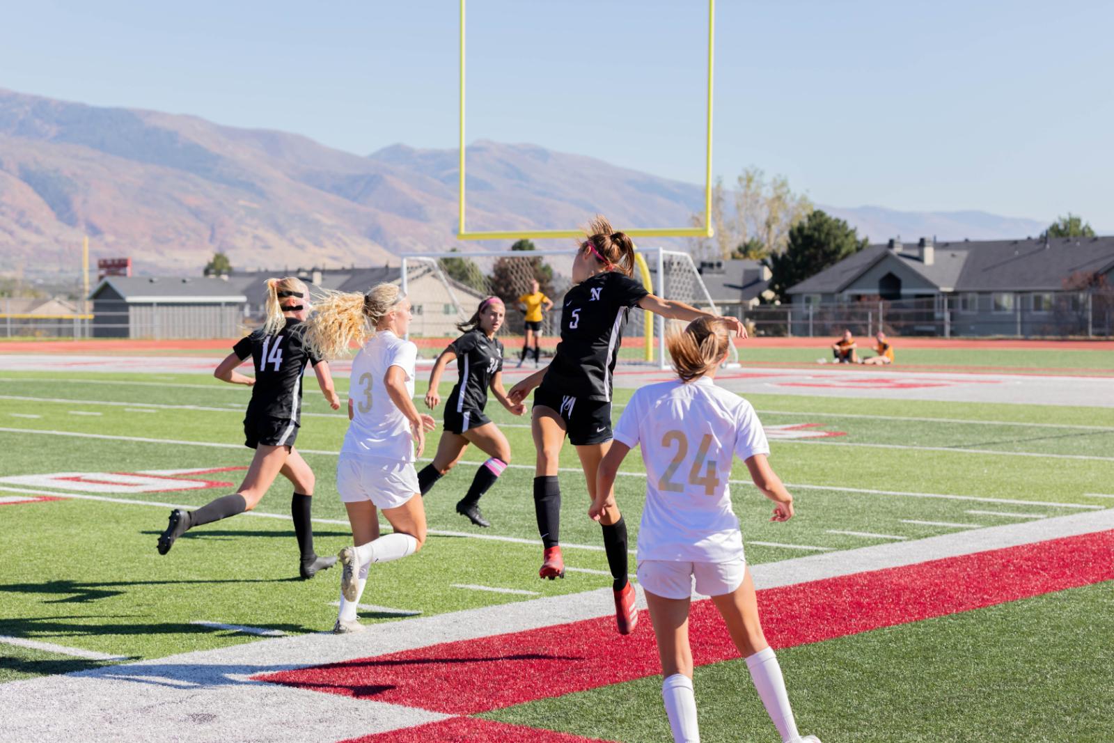 Girls Soccer vs Davis