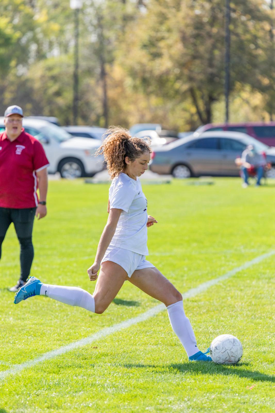 Girls Soccer @ Layton