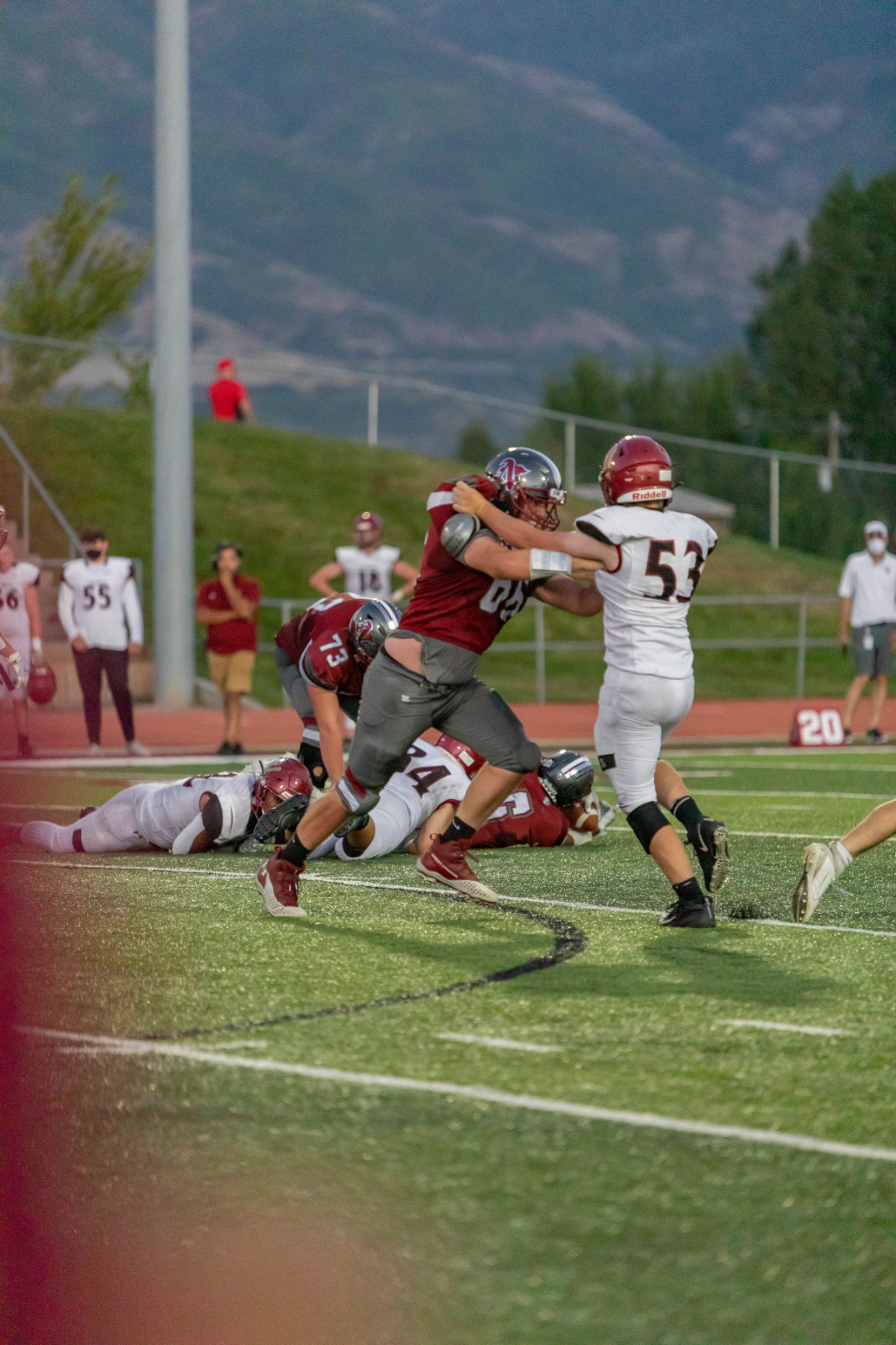 Football vs Viewmont