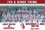 Volleyball Playoffs vs Clearfield