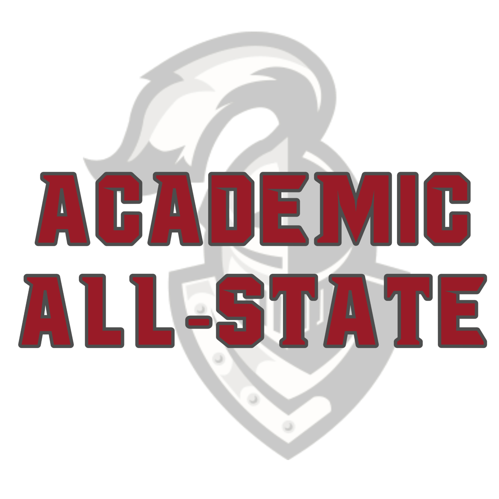 Academic All-State 2020-2021 Winter Season