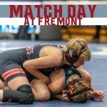 Girls Wrestling at Fremont