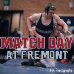 Boys Wrestling at Fremont