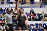Karla Padilla Makes History! State Champion!