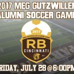 Meg Gutzwiller Alumni Soccer Game