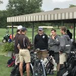 Coed Varsity Golf finishes 6th place at GCL Tournament