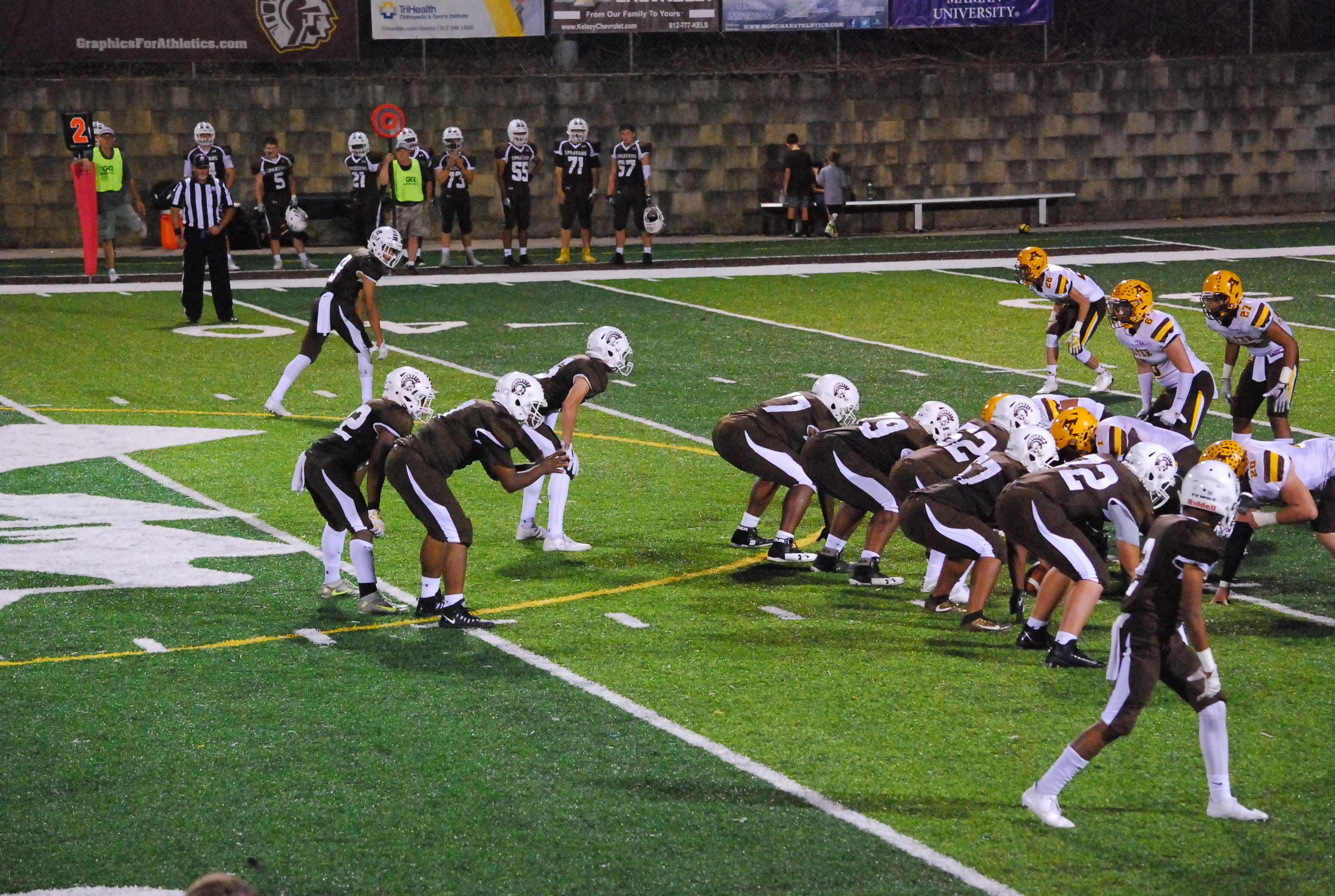 Alter Spint roger bacon team home roger bacon spartans sports
