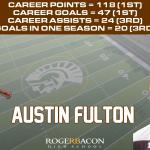 Boys Soccer season comes to an end: Fulton '18 ends atop the record book!