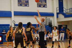 Lady Spartan Basketball with Double Victory vs Northwest 12/11/17