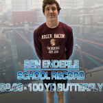 Ben Enderle's busy week highlighted by making it to STATE!