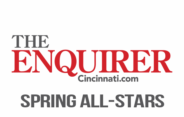 Cincinnati Enquirer Spring All-Stars!