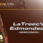 Edmondson (cheer) leading the way as new head coach!