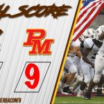 Football ends season with W over Purcell Marian!