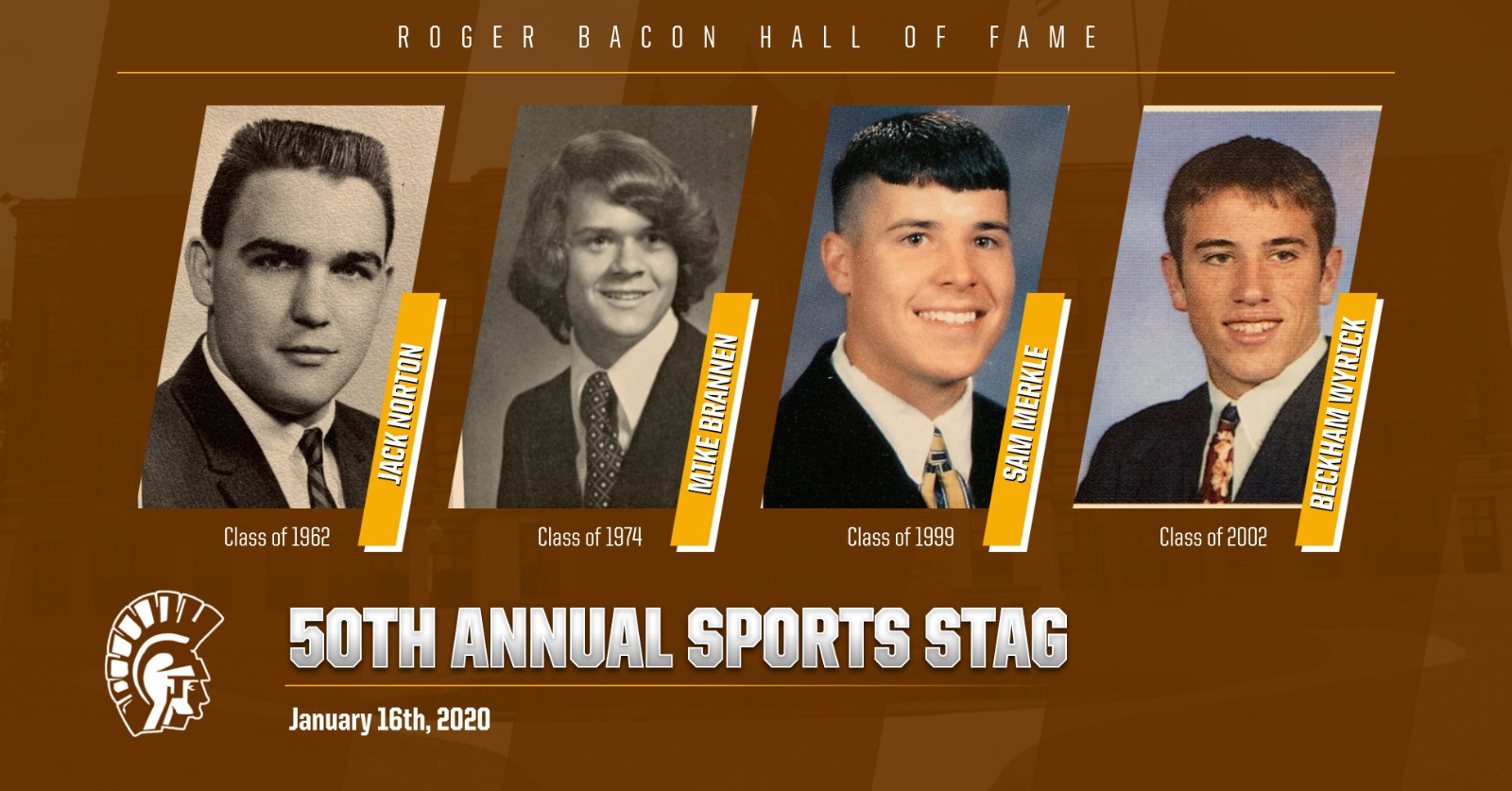 50th Annual Sports Stag