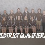 District Qualifiers!