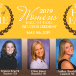 2019 Women's Hall of Fame Ceremony!
