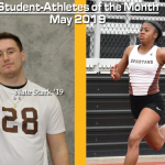 May Student-Athletes of the Month