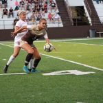 Girls Soccer Varsity tie New Richmond 2-2