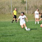 Girls Soccer JV struggles in 4-0 loss to Badin