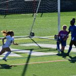 Girls Soccer JV lose heartbreaker to Summit Country Day 2-1