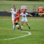 Girls Soccer Junior Varsity draws 0-0 at Fenwick