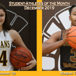 December Student-Athletes of the Month