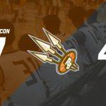 Spartans upset #3 seed Badin