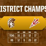 Spartans clinch first district title since '05!