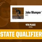 Jake Mumper '20 qualifies for state!