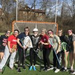 Girls Lacrosse inaugural season off to unusual start