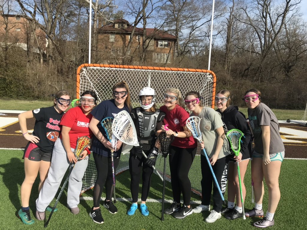 Girls Lacrosse inaugural season off to unusual start