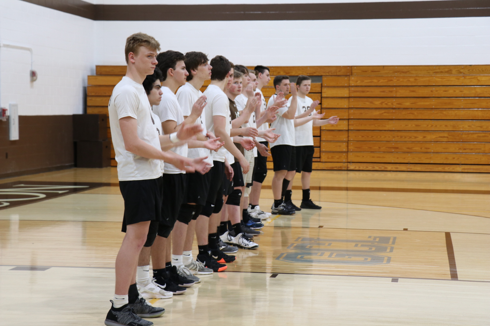 Boys Volleyball eager for a return to the court