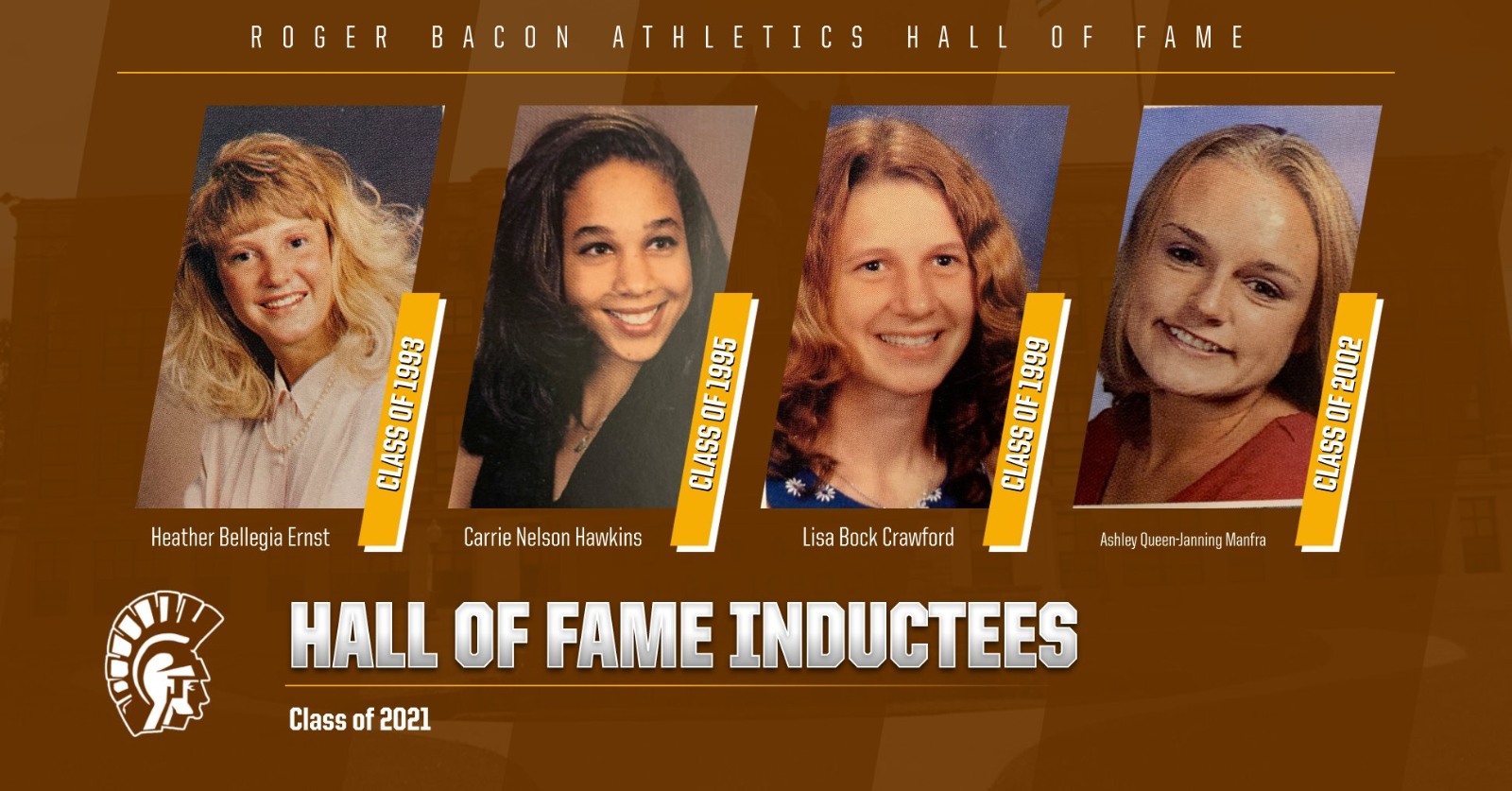 Roger Bacon Athletics announces newest HOF inductees