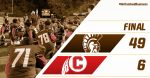 Defense leads the way in Spartan W over Carlisle