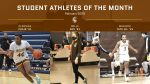 Student Athletes of the Month: February