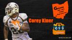 Corey Kiner named Ohio Gatorade Player of the Year